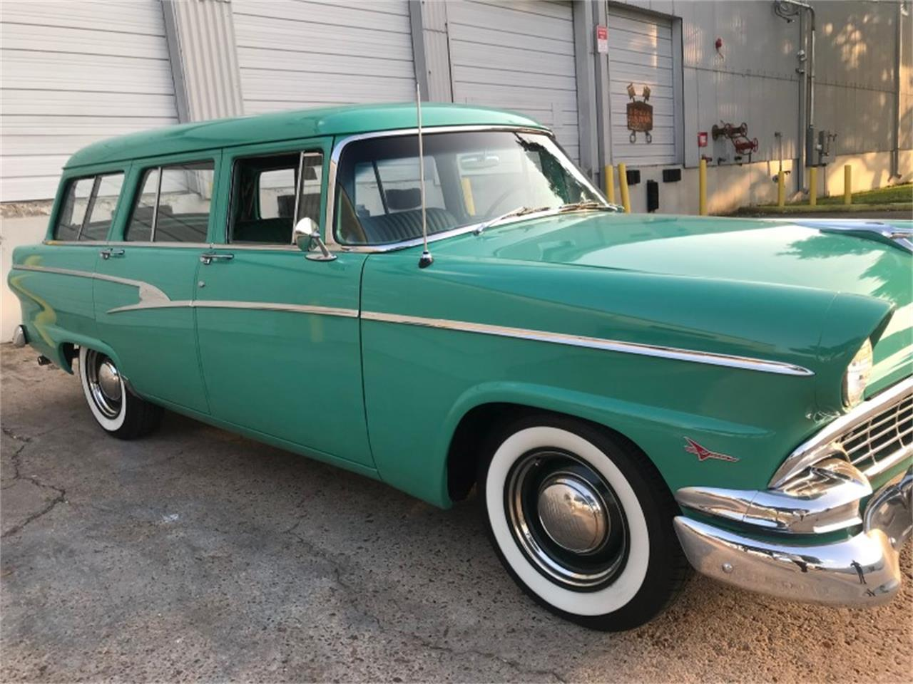 Large Picture of Classic 1956 Ford Country Sedan - $29,500.00 - NN69