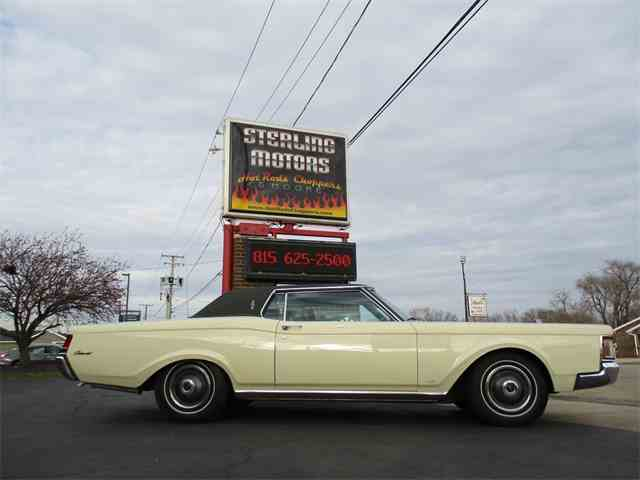 Picture of 1969 Lincoln Continental Mark III located in Illinois - $12,900.00 - NN6E