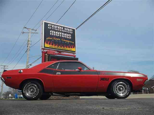 Picture of Classic '70 Dodge Challenger T/A located in Sterling Illinois - $69,900.00 Offered by  - NN6F