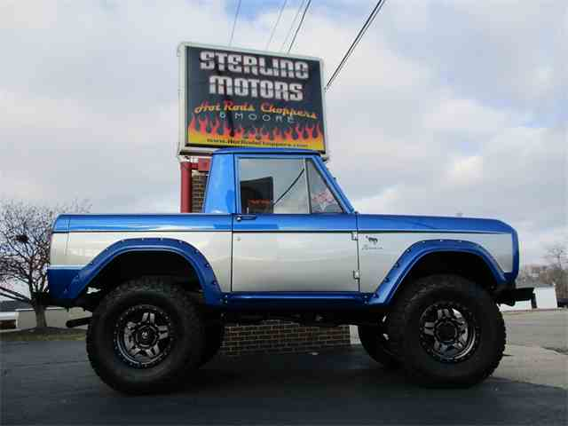 Picture of '76 Bronco - NN6G
