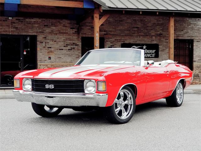 Picture of '72 Chevelle - NN6Y