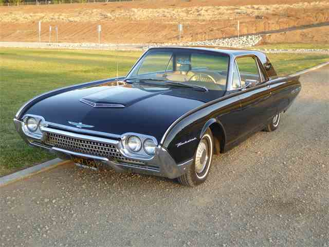 Picture of '62 Ford Thunderbird located in California - $27,000.00 Offered by a Private Seller - NN6Z