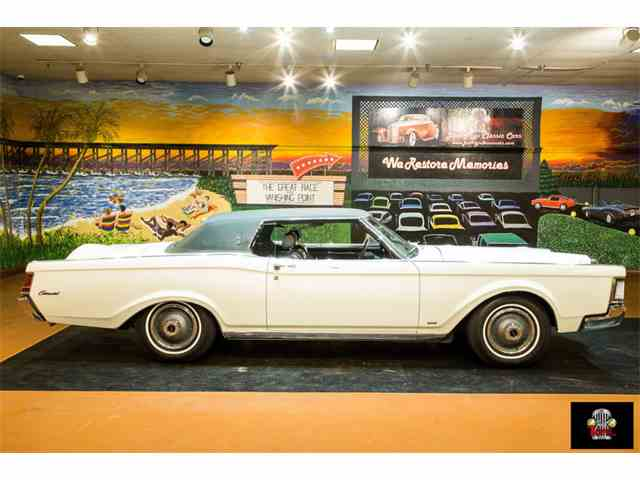 Picture of Classic 1969 Lincoln Continental - $32,995.00 - NN76
