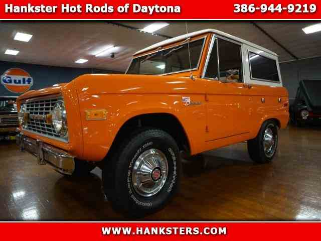 Picture of '75 Bronco - NN7L