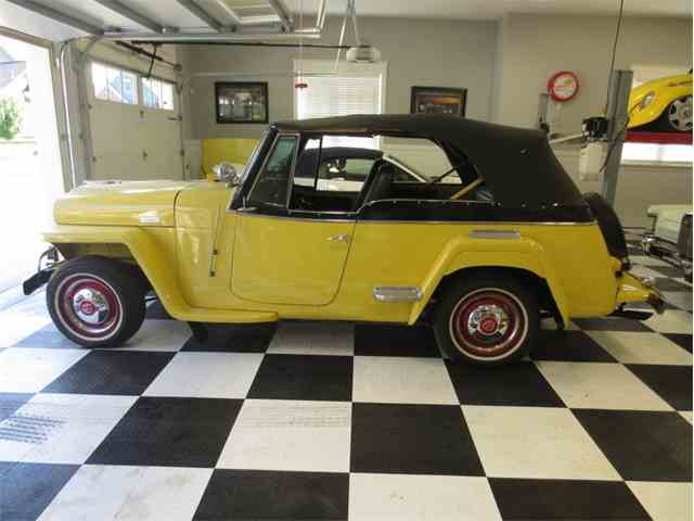 Picture of '48 Jeepster - NN7P