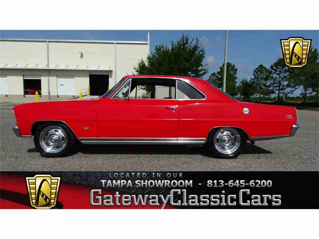 Picture of 1966 Nova located in Ruskin Florida Offered by  - NN7W