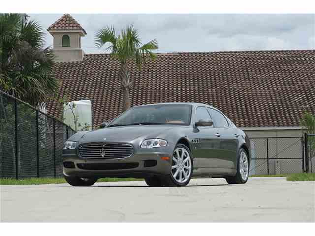 Picture of '05 Quattroporte - NN80