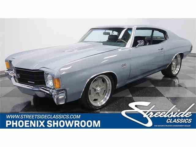 Picture of Classic '72 Chevrolet Chevelle located in Mesa Arizona - $43,995.00 - NN81
