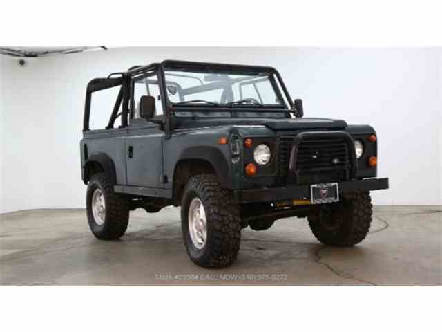 Picture of 1997 Land Rover Defender located in California - $39,500.00 Offered by  - NN85