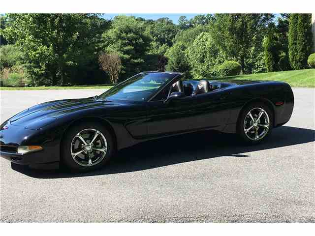Picture of '00 Chevrolet Corvette Auction Vehicle Offered by  - NN87