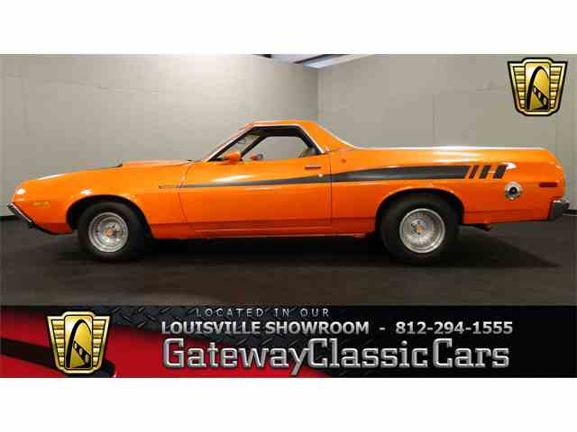 Picture of Classic 1972 Ford Ranchero Offered by  - NKSG