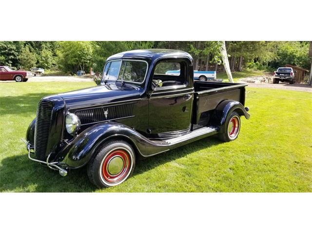 Picture of '37 Ford 1/2 Ton Pickup - $23,900.00 Offered by  - NL0G