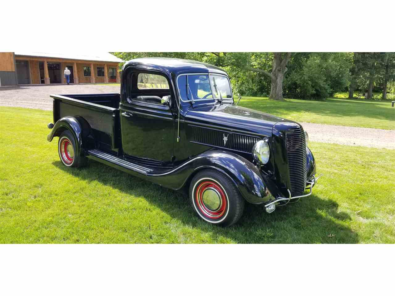 Large Picture of '37 1/2 Ton Pickup - NL0G