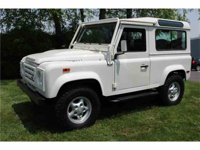Picture of '97 Defender - NN8L