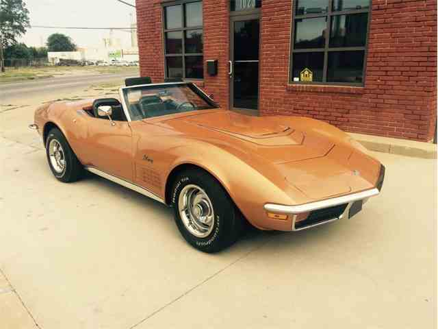 Picture of '72 Corvette - NN8P