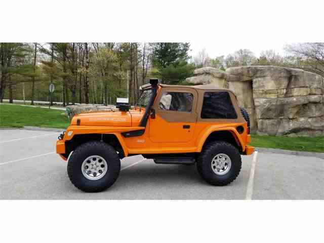Picture of '97 Jeep Wrangler Auction Vehicle - NN8Q
