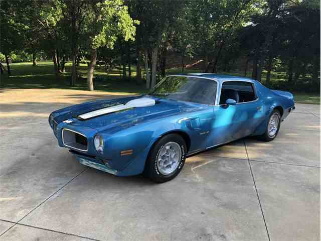 Picture of '71 Trans Am 455 Super Duty - NN8R