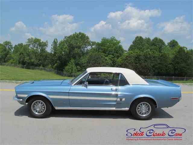 Picture of Classic 1968 Ford Mustang located in Hiram Georgia - $32,900.00 - NN92