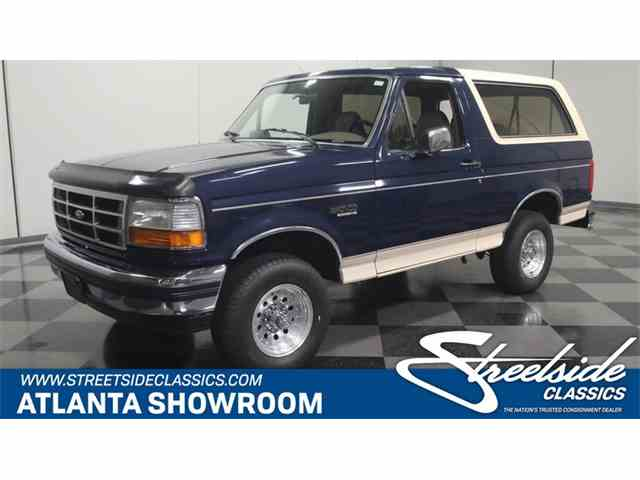 Picture of '92 Bronco located in Lithia Springs Georgia Offered by  - NN95