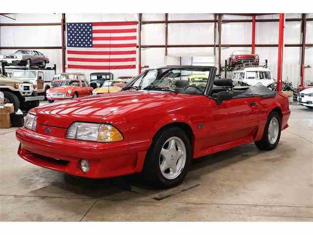 Picture of '93 Mustang - NN98