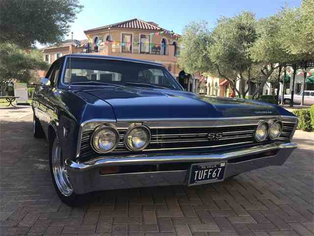 Picture of Classic '67 Chevrolet Chevelle SS located in Henderson Nevada - $59,800.00 - NN9C