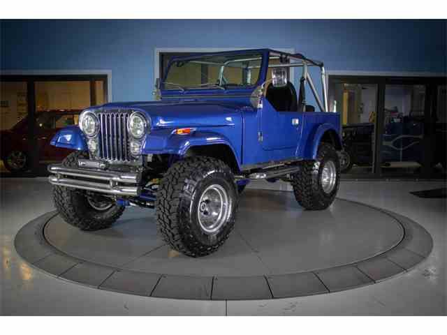 Picture of 1979 CJ located in Palmetto Florida - $41,997.00 Offered by  - NN9L