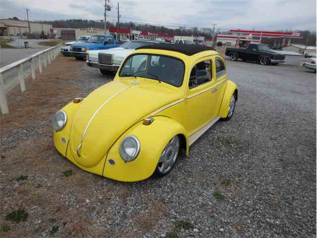 1964 Volkswagen Beetle for Sale on ClicCars.com