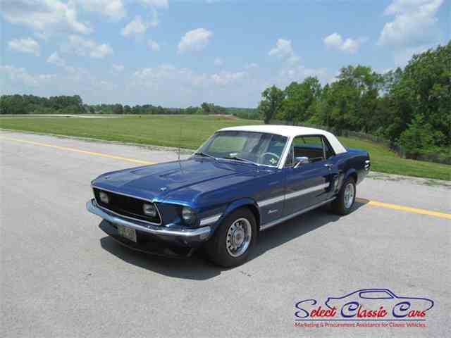 Picture of '68 Mustang - NNA1