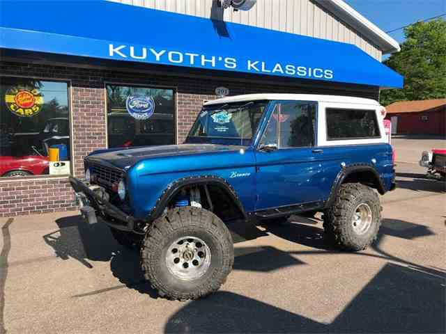 Picture of Classic '69 Ford Bronco located in Stratford Wisconsin Offered by  - NNAD