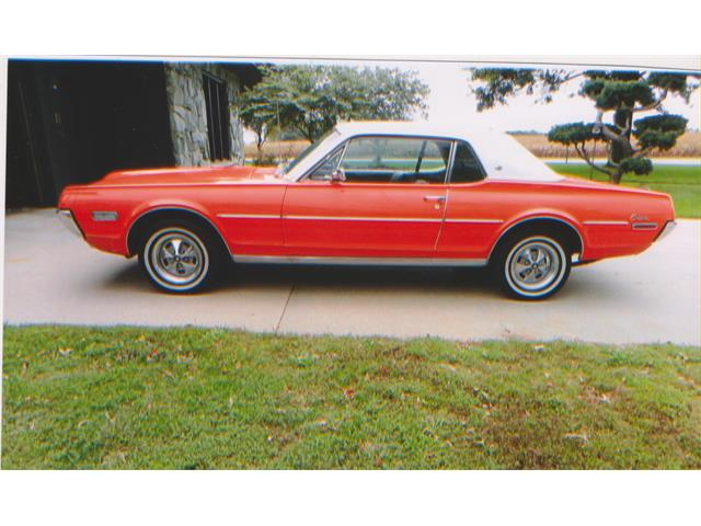 Picture of '68 Cougar XR7 - NL0N
