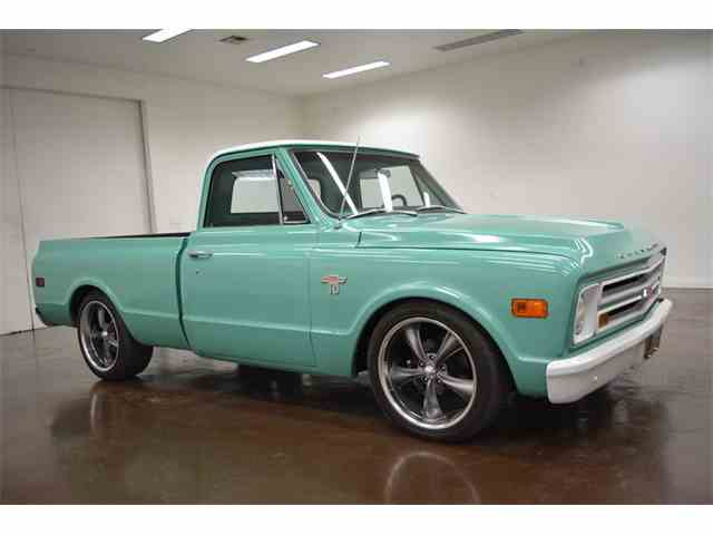 Picture of '67 Chevrolet C10 - $24,999.00 - NNAE