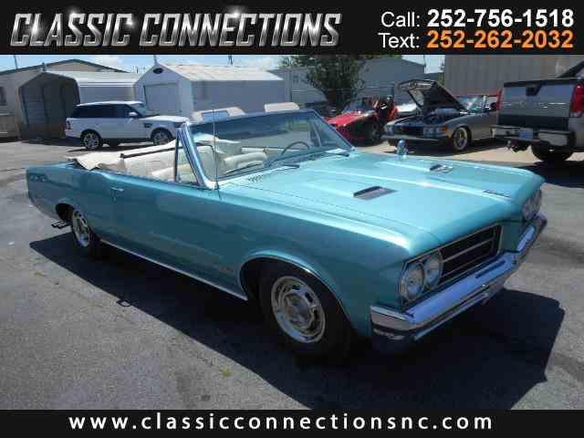 Picture of Classic 1964 Pontiac GTO located in Greenville North Carolina - NNAI