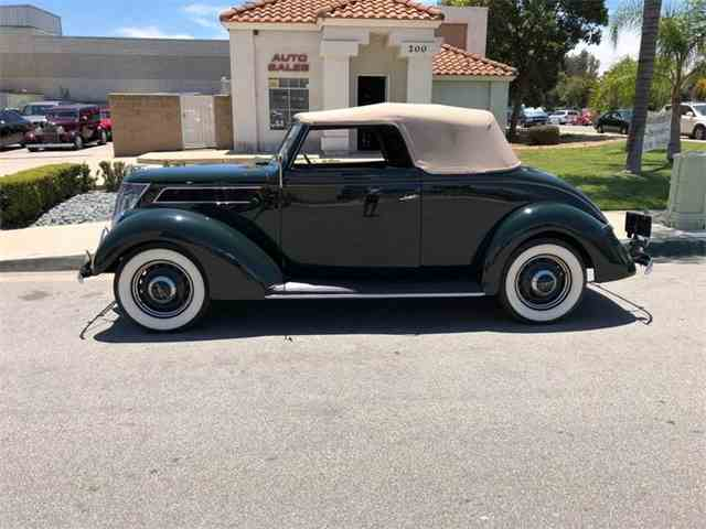 Picture of '37 Convertible - NNAK