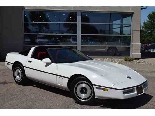 Picture of '85 Corvette - NNAS