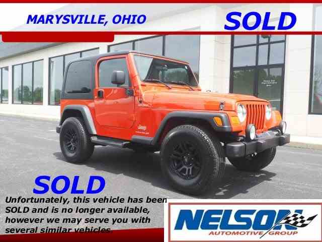 Picture of '06 Wrangler - NNAZ