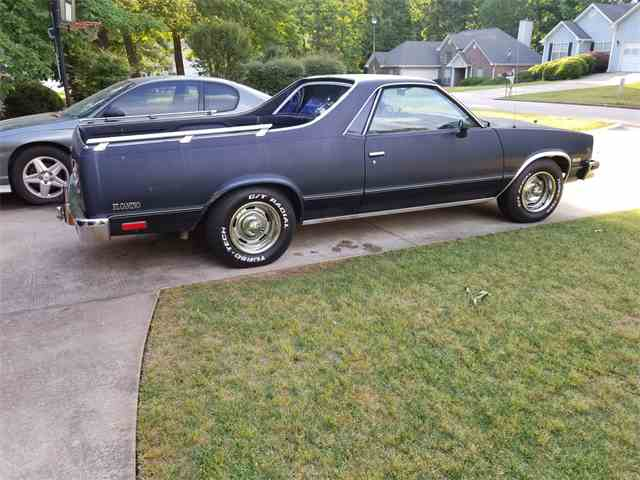 Picture of 1984 El Camino located in Georgia - $12,500.00 Offered by a Private Seller - NL0R