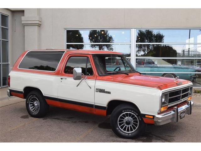 Picture of '86 Ramcharger - NNBJ