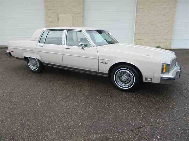 Picture of '84 Oldsmobile 98 located in Ham Lake Minnesota - $3,850.00 - NNBM