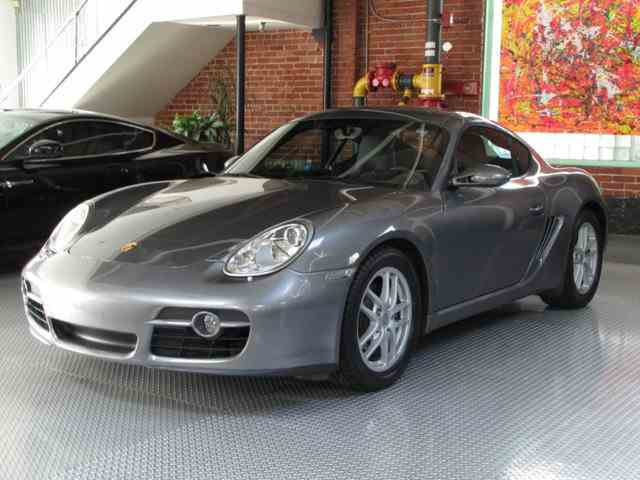 Picture of 2008 Porsche Cayman located in California - NNBN