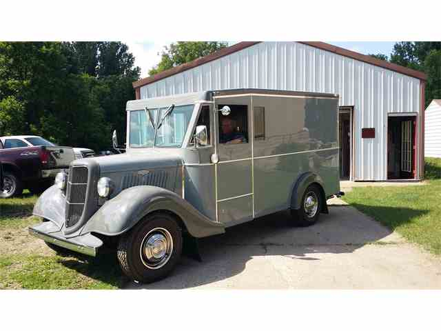Picture of '35 Ford Delivery - $38,500.00 Offered by a Private Seller - NL0S