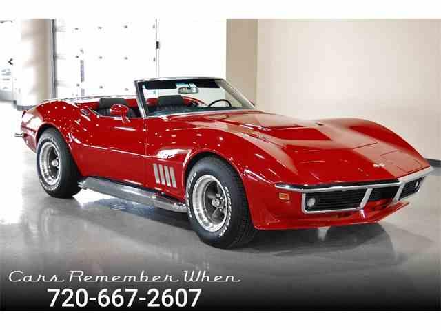 Picture of Classic 1969 Corvette located in Colorado - NNBT