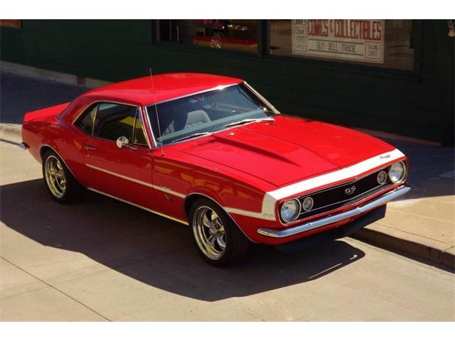 Picture of Classic '67 Chevrolet Camaro - $39,900.00 - NNC2
