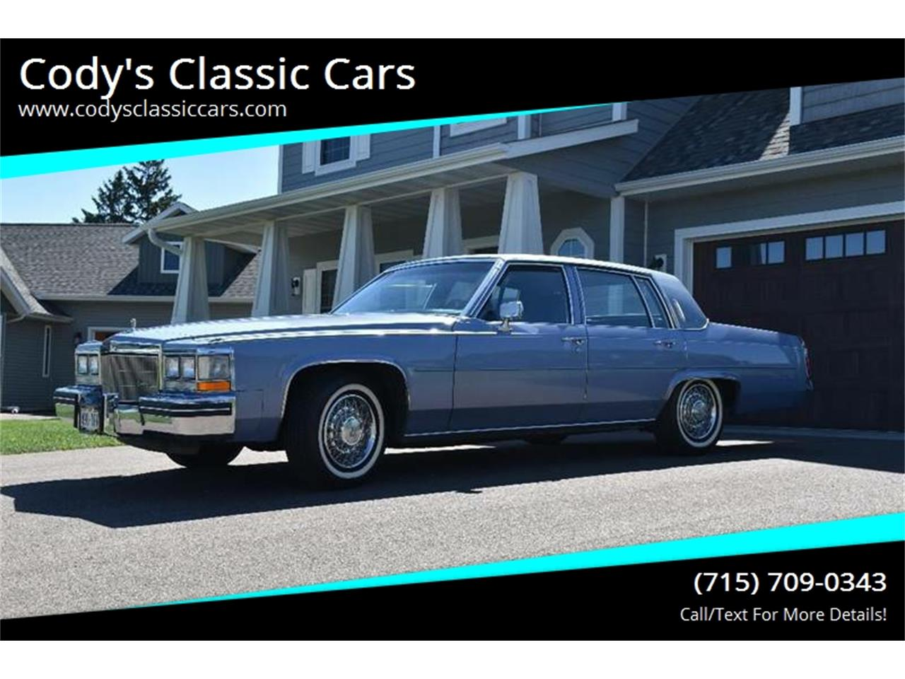 Picture of '84 DeVille - NNC7