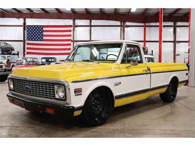 Picture of '71 C10 - NNCA