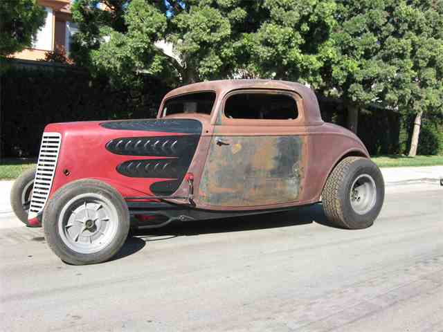 Picture of 1933 Ford 3-Window Coupe located in California - NL0U