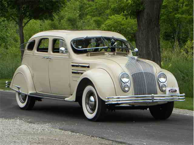 Picture of Classic 1934 Chrysler Airflow - NNCJ