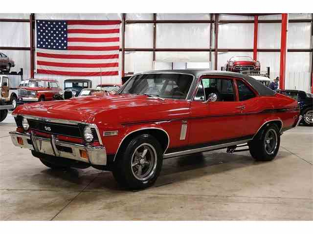 Picture of Classic '71 Nova located in Kentwood Michigan - $26,900.00 Offered by  - NNCV