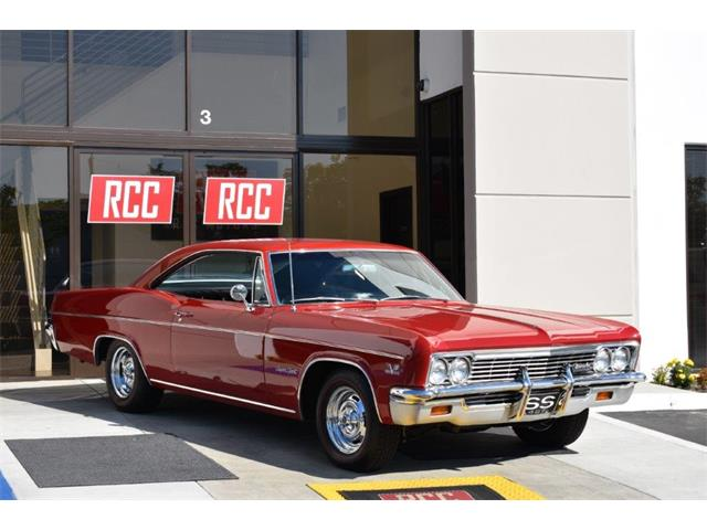 Picture of '66 Impala SS427 - NL0W