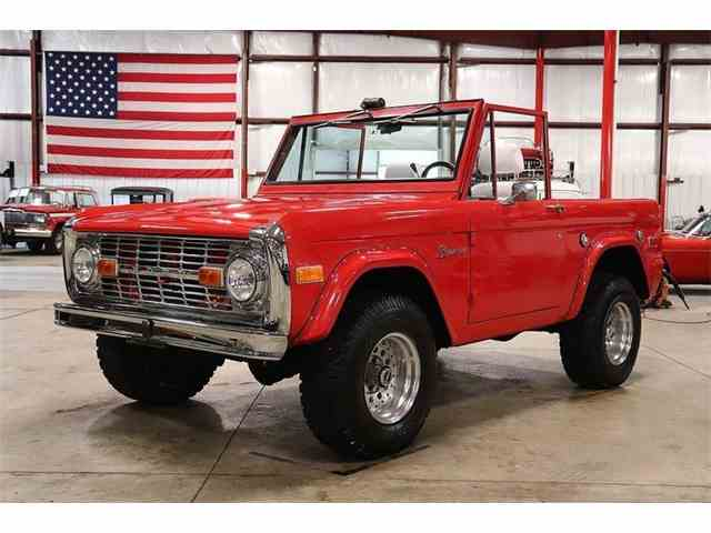 Picture of '77 Bronco - NND0