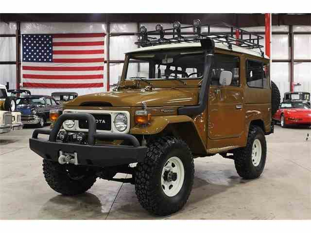 Picture of 1981 Toyota Land Cruiser FJ Offered by  - NND2